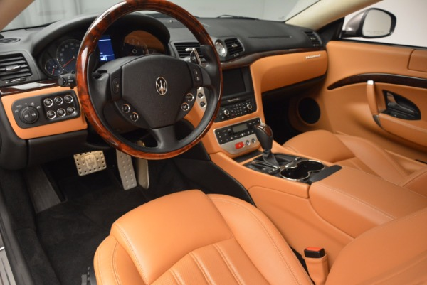 Used 2009 Maserati GranTurismo S for sale Sold at Rolls-Royce Motor Cars Greenwich in Greenwich CT 06830 13