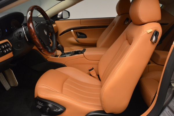 Used 2009 Maserati GranTurismo S for sale Sold at Rolls-Royce Motor Cars Greenwich in Greenwich CT 06830 14