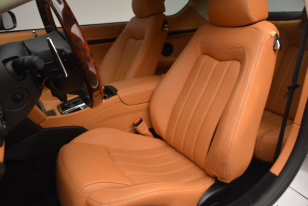 Used 2009 Maserati GranTurismo S for sale Sold at Rolls-Royce Motor Cars Greenwich in Greenwich CT 06830 15