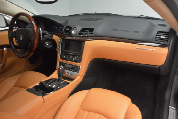 Used 2009 Maserati GranTurismo S for sale Sold at Rolls-Royce Motor Cars Greenwich in Greenwich CT 06830 17