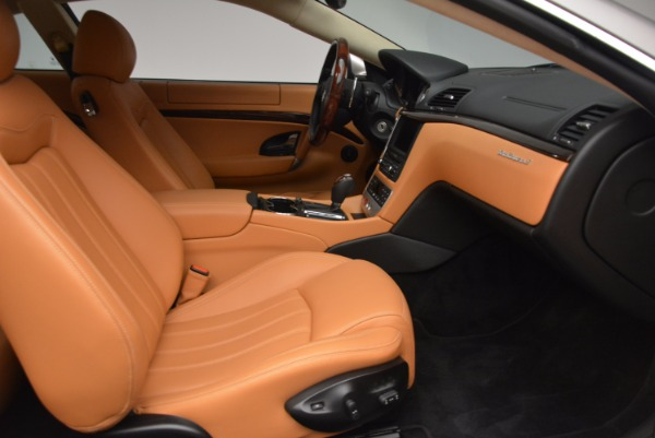 Used 2009 Maserati GranTurismo S for sale Sold at Rolls-Royce Motor Cars Greenwich in Greenwich CT 06830 18