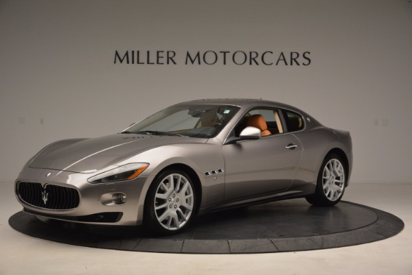 Used 2009 Maserati GranTurismo S for sale Sold at Rolls-Royce Motor Cars Greenwich in Greenwich CT 06830 2