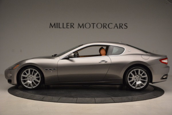 Used 2009 Maserati GranTurismo S for sale Sold at Rolls-Royce Motor Cars Greenwich in Greenwich CT 06830 3