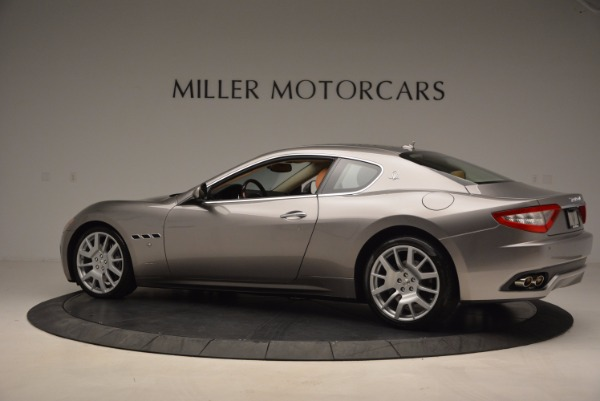 Used 2009 Maserati GranTurismo S for sale Sold at Rolls-Royce Motor Cars Greenwich in Greenwich CT 06830 4