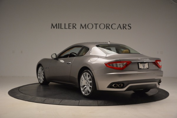 Used 2009 Maserati GranTurismo S for sale Sold at Rolls-Royce Motor Cars Greenwich in Greenwich CT 06830 5