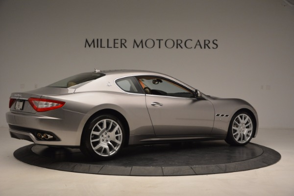 Used 2009 Maserati GranTurismo S for sale Sold at Rolls-Royce Motor Cars Greenwich in Greenwich CT 06830 8