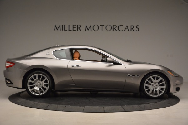 Used 2009 Maserati GranTurismo S for sale Sold at Rolls-Royce Motor Cars Greenwich in Greenwich CT 06830 9