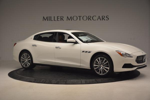Used 2017 Maserati Quattroporte SQ4 for sale $53,900 at Rolls-Royce Motor Cars Greenwich in Greenwich CT 06830 10
