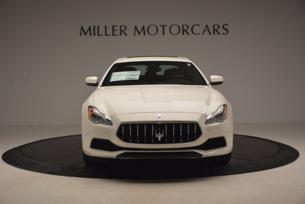 Used 2017 Maserati Quattroporte SQ4 for sale $53,900 at Rolls-Royce Motor Cars Greenwich in Greenwich CT 06830 12