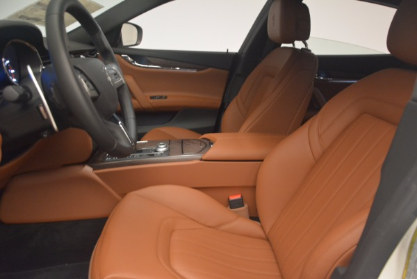 Used 2017 Maserati Quattroporte SQ4 for sale $53,900 at Rolls-Royce Motor Cars Greenwich in Greenwich CT 06830 14