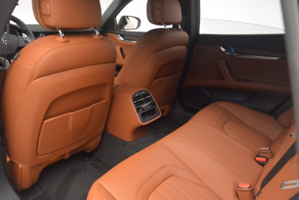 Used 2017 Maserati Quattroporte SQ4 for sale $53,900 at Rolls-Royce Motor Cars Greenwich in Greenwich CT 06830 17