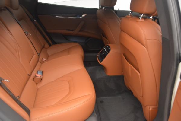 Used 2017 Maserati Quattroporte SQ4 for sale $53,900 at Rolls-Royce Motor Cars Greenwich in Greenwich CT 06830 20