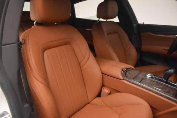 Used 2017 Maserati Quattroporte SQ4 for sale $53,900 at Rolls-Royce Motor Cars Greenwich in Greenwich CT 06830 24