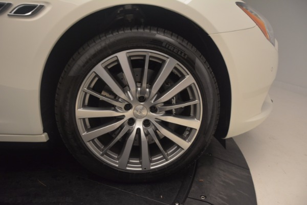 Used 2017 Maserati Quattroporte SQ4 for sale $53,900 at Rolls-Royce Motor Cars Greenwich in Greenwich CT 06830 25