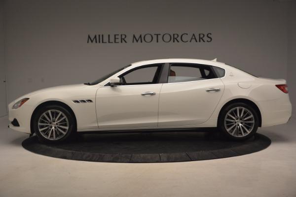 Used 2017 Maserati Quattroporte SQ4 for sale $53,900 at Rolls-Royce Motor Cars Greenwich in Greenwich CT 06830 3