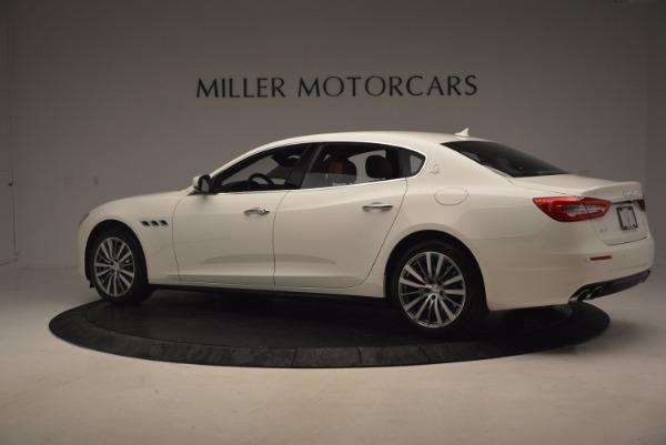 Used 2017 Maserati Quattroporte SQ4 for sale $53,900 at Rolls-Royce Motor Cars Greenwich in Greenwich CT 06830 4