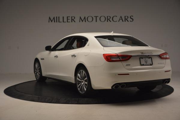 Used 2017 Maserati Quattroporte SQ4 for sale $53,900 at Rolls-Royce Motor Cars Greenwich in Greenwich CT 06830 5