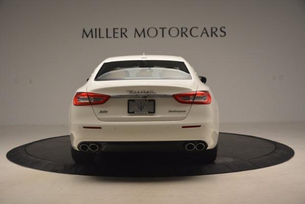 Used 2017 Maserati Quattroporte SQ4 for sale $53,900 at Rolls-Royce Motor Cars Greenwich in Greenwich CT 06830 6