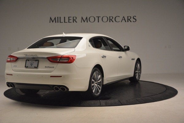 Used 2017 Maserati Quattroporte SQ4 for sale $53,900 at Rolls-Royce Motor Cars Greenwich in Greenwich CT 06830 7
