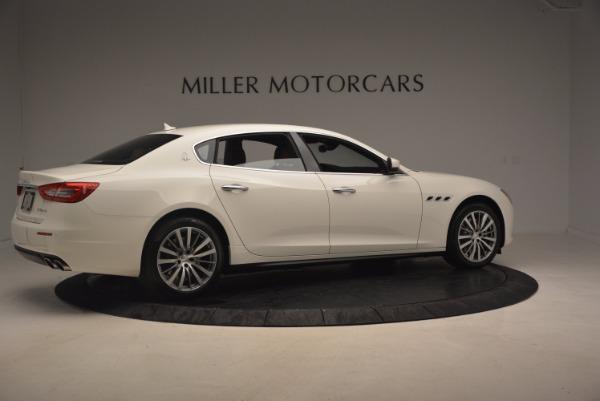 Used 2017 Maserati Quattroporte SQ4 for sale $53,900 at Rolls-Royce Motor Cars Greenwich in Greenwich CT 06830 8