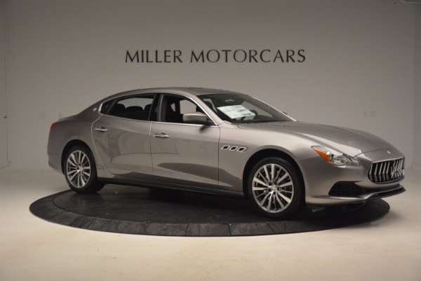 New 2017 Maserati Quattroporte SQ4 for sale Sold at Rolls-Royce Motor Cars Greenwich in Greenwich CT 06830 10