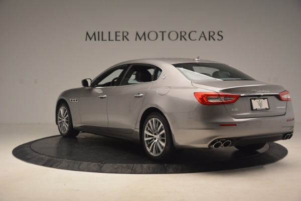 New 2017 Maserati Quattroporte SQ4 for sale Sold at Rolls-Royce Motor Cars Greenwich in Greenwich CT 06830 5