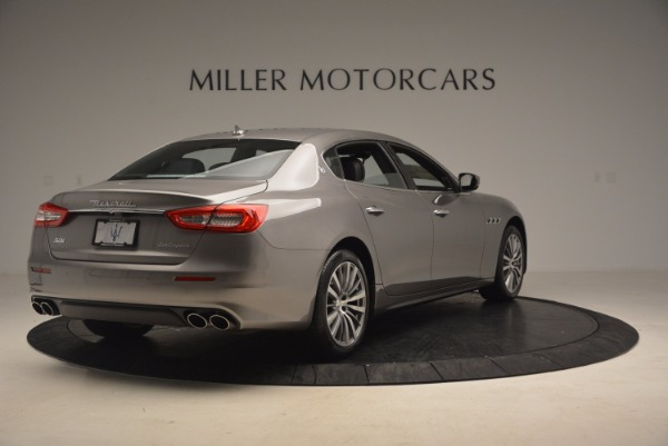 New 2017 Maserati Quattroporte SQ4 for sale Sold at Rolls-Royce Motor Cars Greenwich in Greenwich CT 06830 7