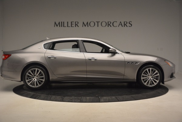 New 2017 Maserati Quattroporte SQ4 for sale Sold at Rolls-Royce Motor Cars Greenwich in Greenwich CT 06830 9