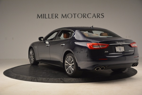 New 2017 Maserati Quattroporte S Q4 for sale Sold at Rolls-Royce Motor Cars Greenwich in Greenwich CT 06830 5