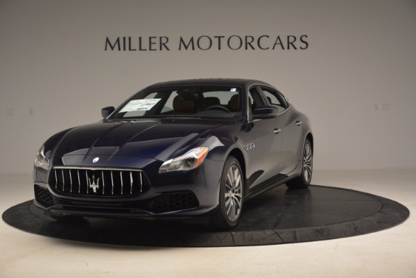 New 2017 Maserati Quattroporte S Q4 for sale Sold at Rolls-Royce Motor Cars Greenwich in Greenwich CT 06830 1