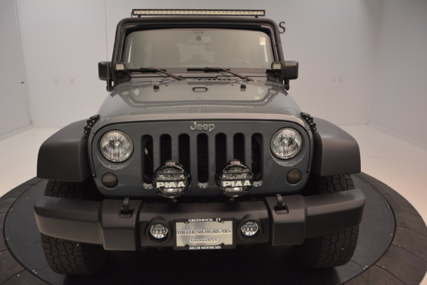 Used 2014 Jeep Wrangler Unlimited Sport for sale Sold at Rolls-Royce Motor Cars Greenwich in Greenwich CT 06830 28