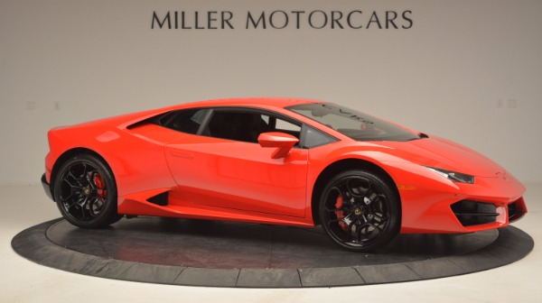 Used 2016 Lamborghini Huracan LP 580-2 for sale Sold at Rolls-Royce Motor Cars Greenwich in Greenwich CT 06830 10