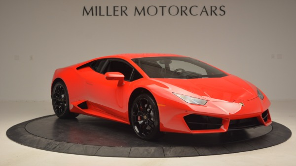 Used 2016 Lamborghini Huracan LP 580-2 for sale Sold at Rolls-Royce Motor Cars Greenwich in Greenwich CT 06830 11
