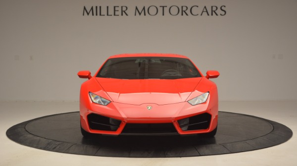 Used 2016 Lamborghini Huracan LP 580-2 for sale Sold at Rolls-Royce Motor Cars Greenwich in Greenwich CT 06830 12