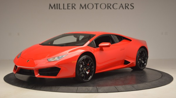 Used 2016 Lamborghini Huracan LP 580-2 for sale Sold at Rolls-Royce Motor Cars Greenwich in Greenwich CT 06830 2