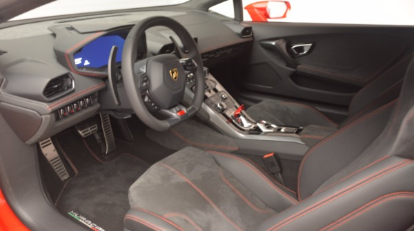 Used 2016 Lamborghini Huracan LP 580-2 for sale Sold at Rolls-Royce Motor Cars Greenwich in Greenwich CT 06830 20