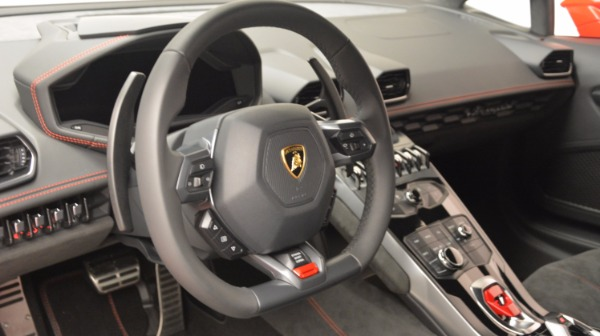 Used 2016 Lamborghini Huracan LP 580-2 for sale Sold at Rolls-Royce Motor Cars Greenwich in Greenwich CT 06830 23