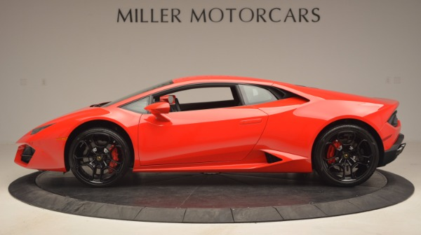 Used 2016 Lamborghini Huracan LP 580-2 for sale Sold at Rolls-Royce Motor Cars Greenwich in Greenwich CT 06830 3