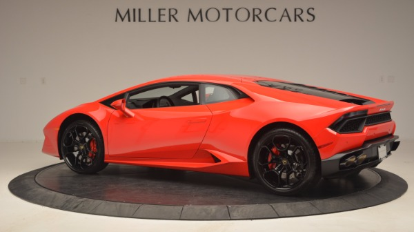 Used 2016 Lamborghini Huracan LP 580-2 for sale Sold at Rolls-Royce Motor Cars Greenwich in Greenwich CT 06830 4