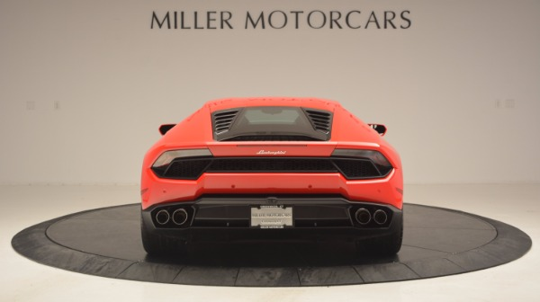 Used 2016 Lamborghini Huracan LP 580-2 for sale Sold at Rolls-Royce Motor Cars Greenwich in Greenwich CT 06830 6