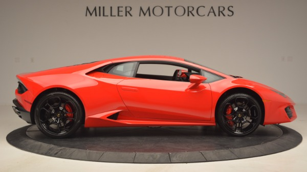 Used 2016 Lamborghini Huracan LP 580-2 for sale Sold at Rolls-Royce Motor Cars Greenwich in Greenwich CT 06830 9