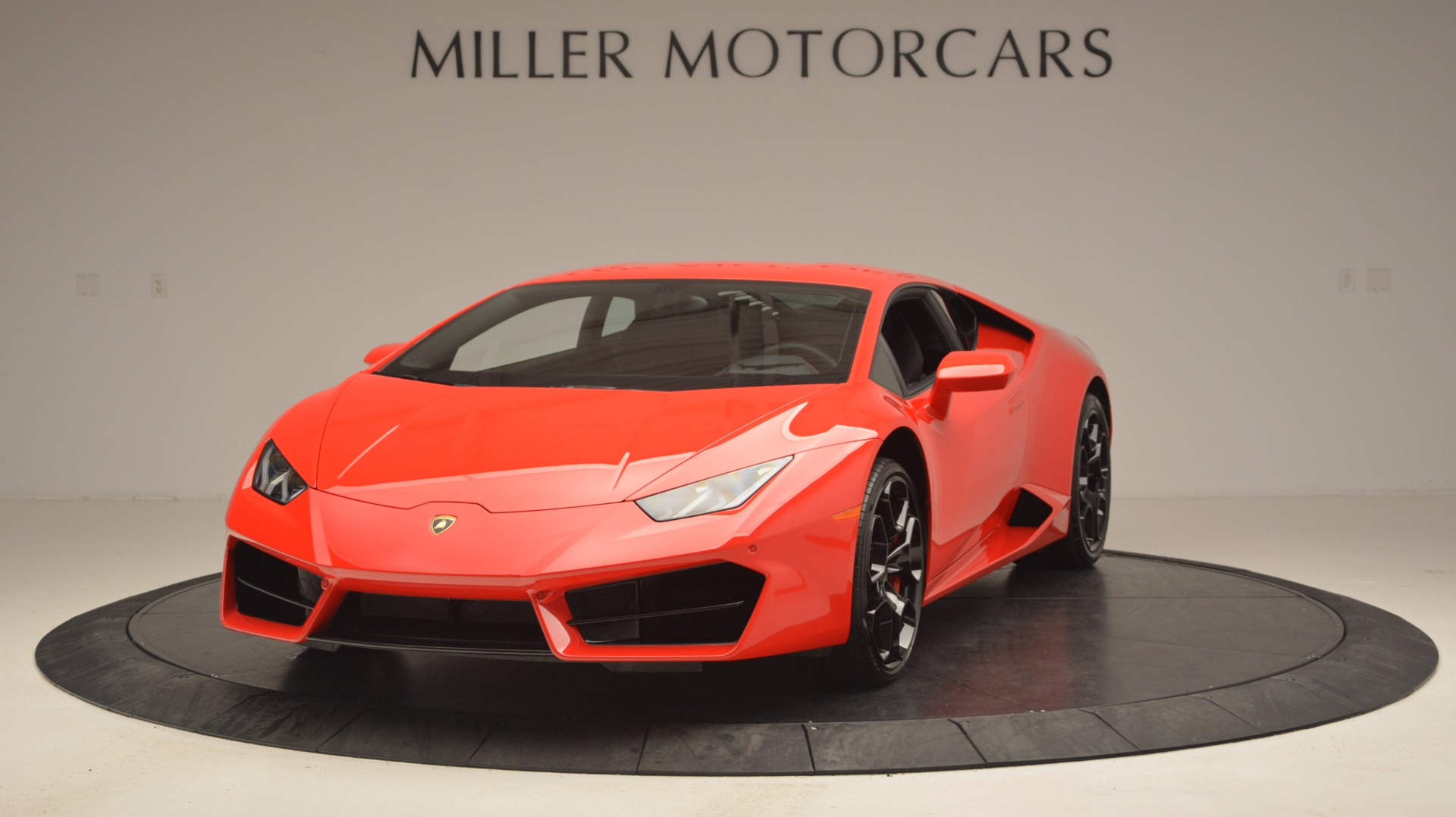 Used 2016 Lamborghini Huracan LP 580-2 for sale Sold at Rolls-Royce Motor Cars Greenwich in Greenwich CT 06830 1