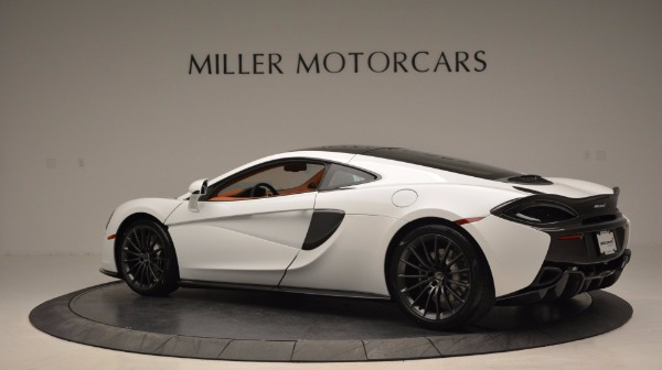 Used 2017 McLaren 570GT for sale Sold at Rolls-Royce Motor Cars Greenwich in Greenwich CT 06830 4
