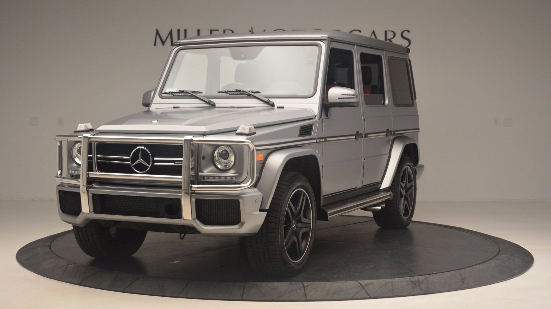 Used 2016 Mercedes Benz G-Class G 63 AMG for sale Sold at Rolls-Royce Motor Cars Greenwich in Greenwich CT 06830 1