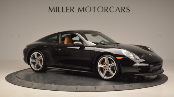Used 2014 Porsche 911 Carrera 4S for sale Sold at Rolls-Royce Motor Cars Greenwich in Greenwich CT 06830 10