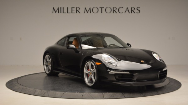 Used 2014 Porsche 911 Carrera 4S for sale Sold at Rolls-Royce Motor Cars Greenwich in Greenwich CT 06830 11