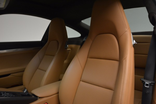 Used 2014 Porsche 911 Carrera 4S for sale Sold at Rolls-Royce Motor Cars Greenwich in Greenwich CT 06830 17