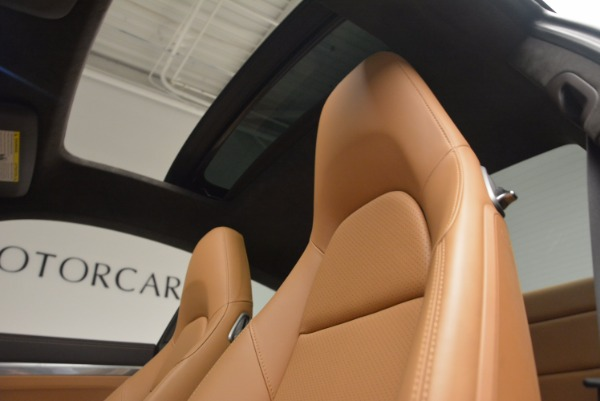 Used 2014 Porsche 911 Carrera 4S for sale Sold at Rolls-Royce Motor Cars Greenwich in Greenwich CT 06830 19