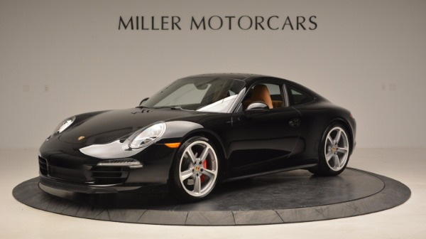 Used 2014 Porsche 911 Carrera 4S for sale Sold at Rolls-Royce Motor Cars Greenwich in Greenwich CT 06830 2