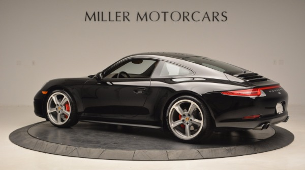 Used 2014 Porsche 911 Carrera 4S for sale Sold at Rolls-Royce Motor Cars Greenwich in Greenwich CT 06830 4